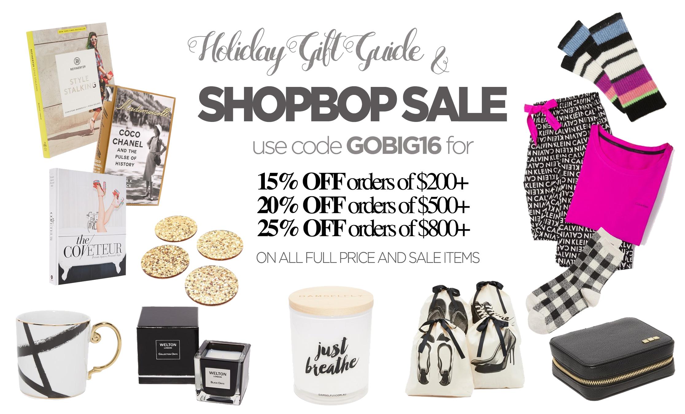 cf254a4a2d3ae Holiday gift guide   Shopbop sale! - Samantha Mariko