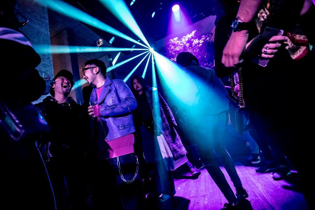 La Fondue Tokyo, A New Kind Of Party