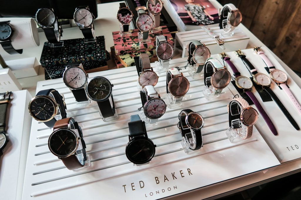 Ted Baker 2018 Spring Summer Collection