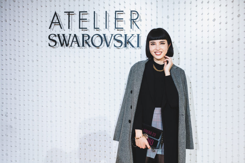 Jason Wu for Atelier Swarovski at Swarovski Ginza