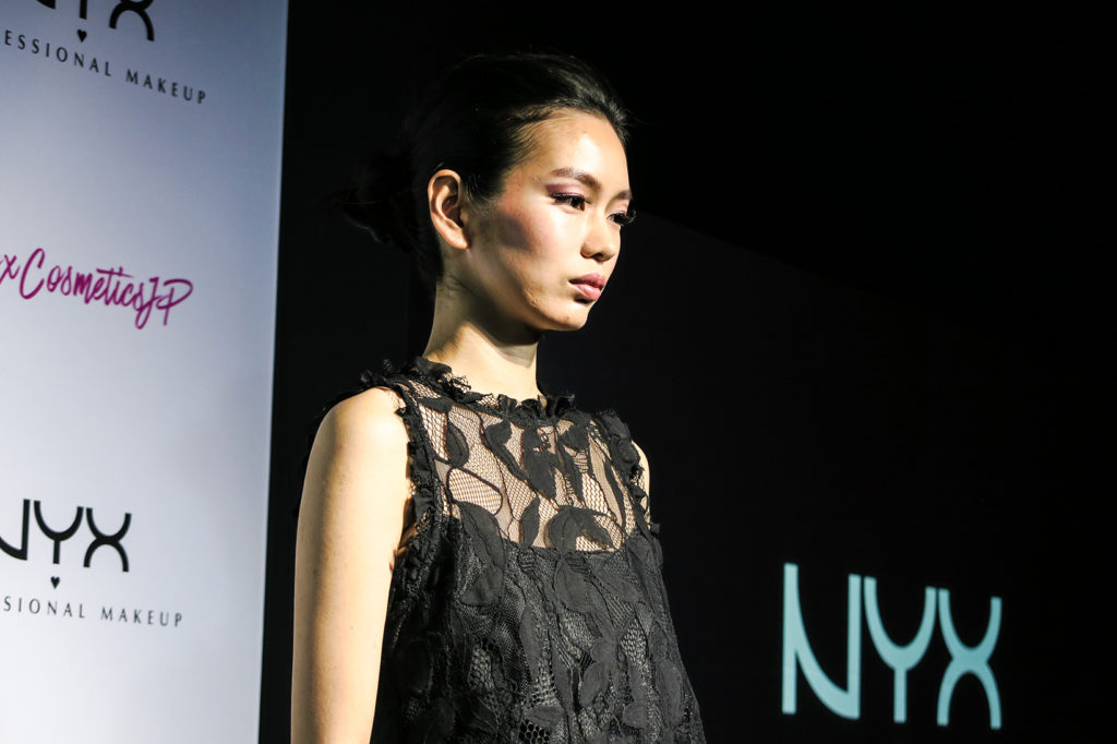 Launch of NYX Cosmetics Japan