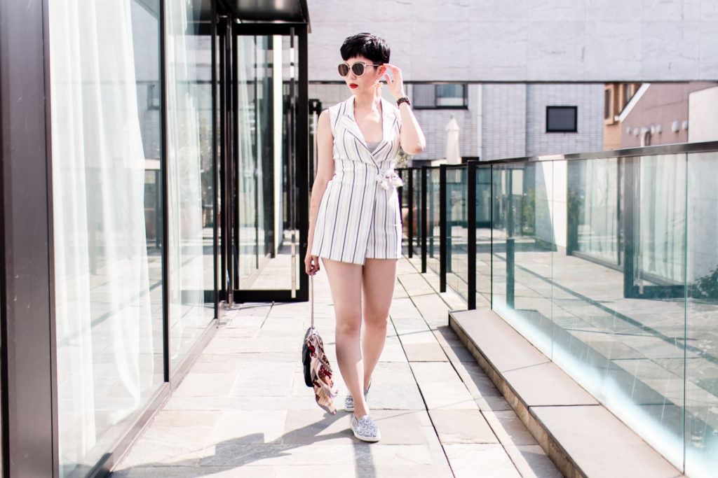 Breezy Summer Outfit Recap by Samantha Mariko