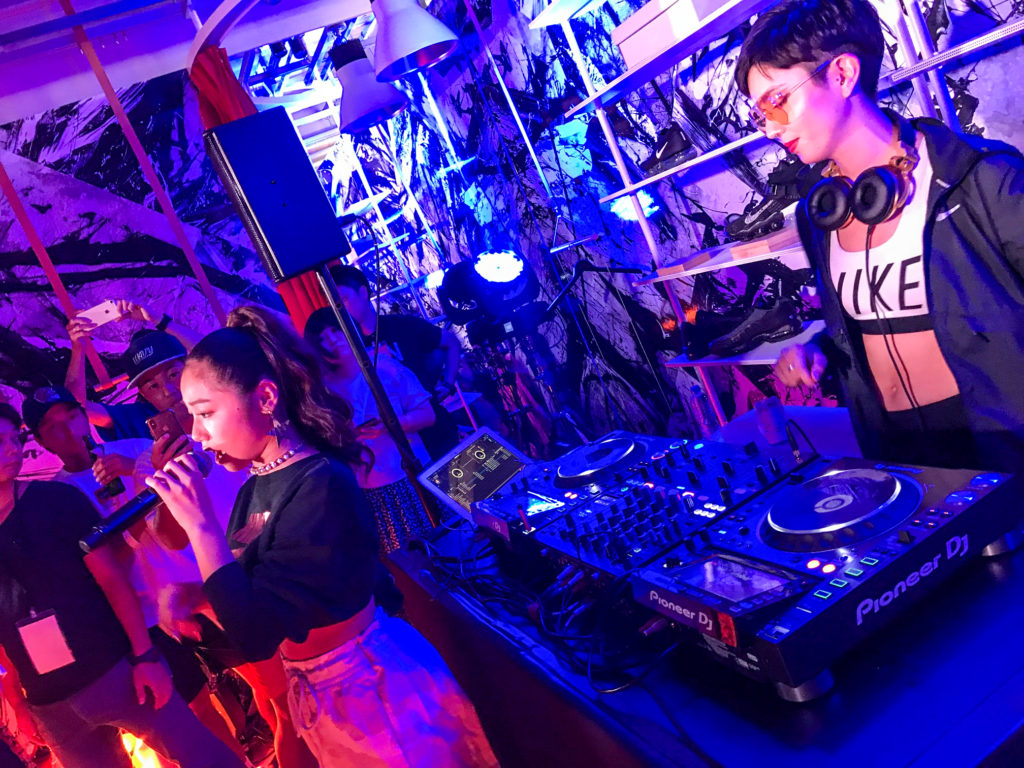 Tokyo Party Report by Samantha Mariko - August 2018