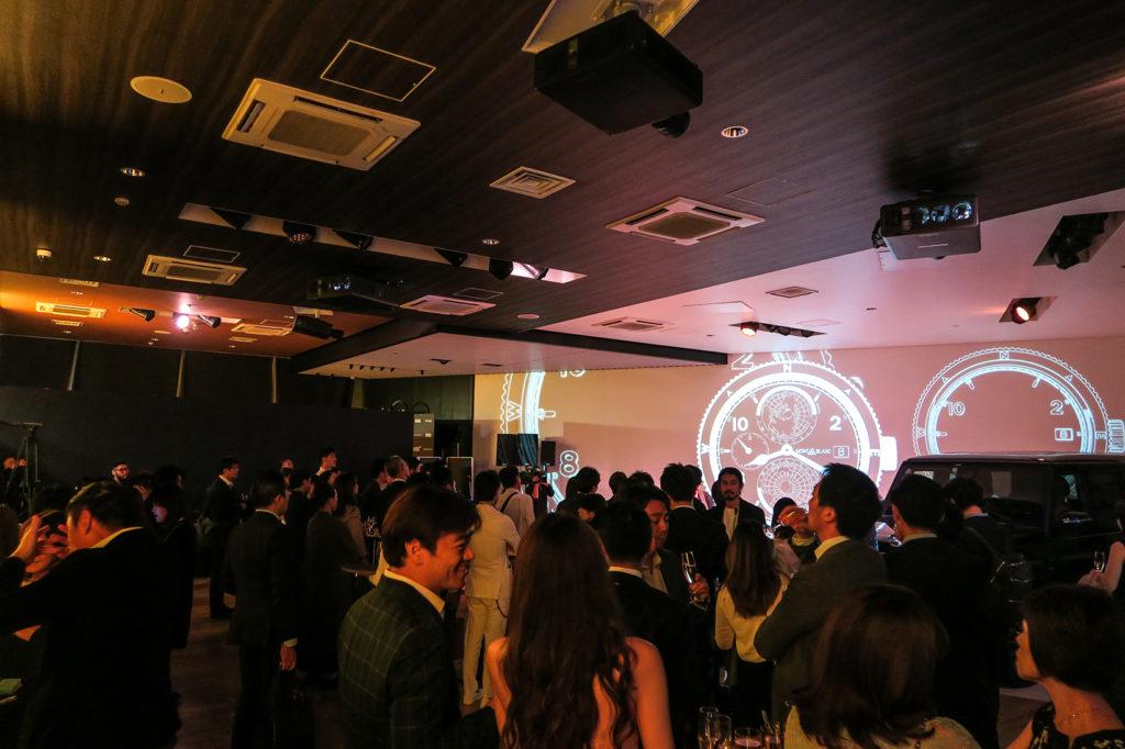 Tokyo Party Repot by Samantha Mariko - September 2018
