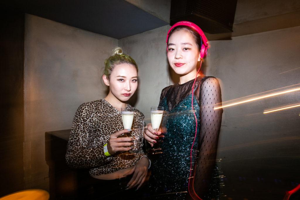 La Fondue Tokyo 4 with Calzedonia & Amazon Fashion Week TOKYO