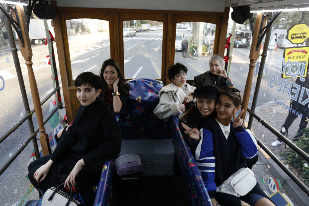 Tokyo Party Report by Samantha Mariko - November 2018 Pt. 2
