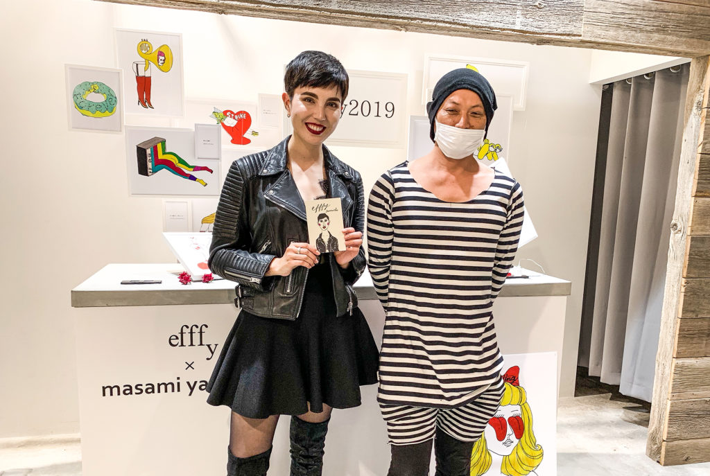 Tokyo Party Report by Samantha Mariko - December 2018