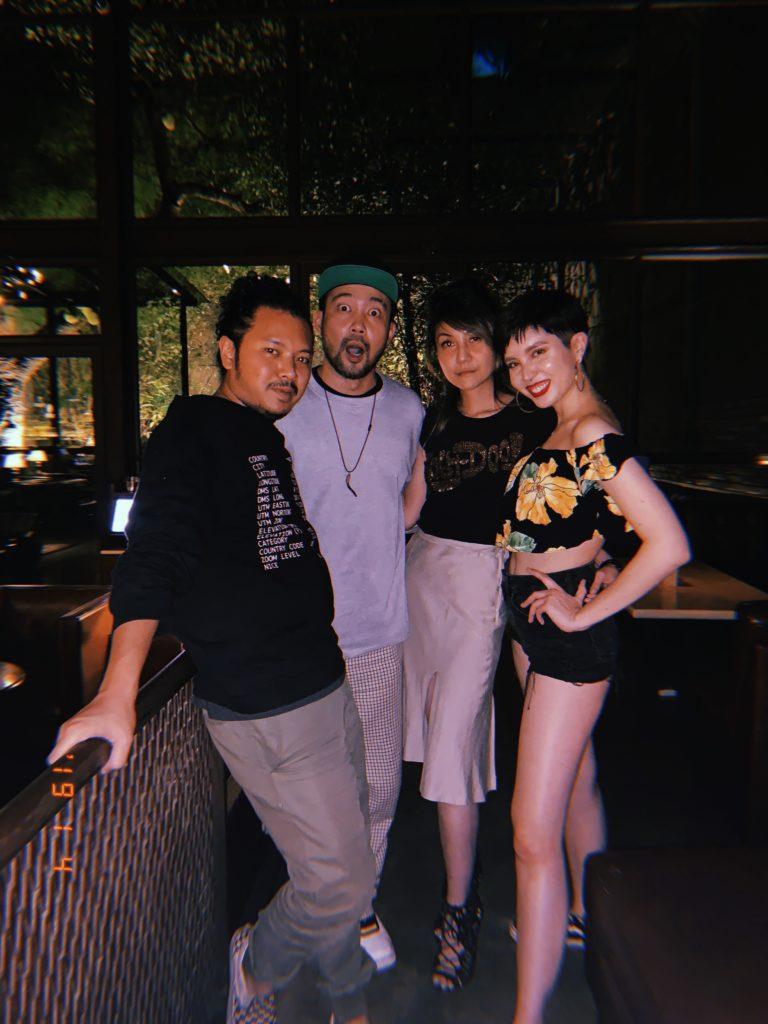 A Night in Jakarta - Hotel Monopoli