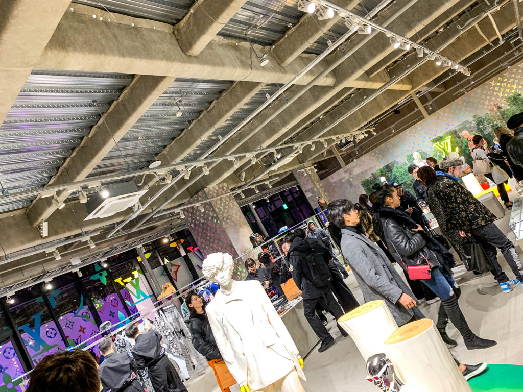 Tokyo Party Report by Samantha Mariko - January 2019
