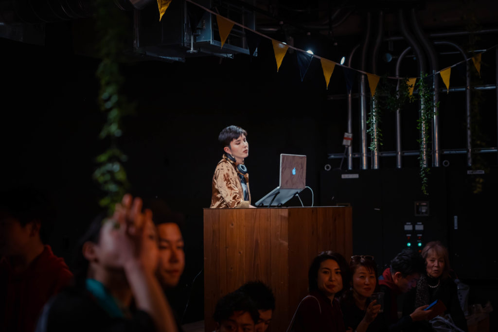 Tokyo Party Report by Samantha Mariko - March 2019