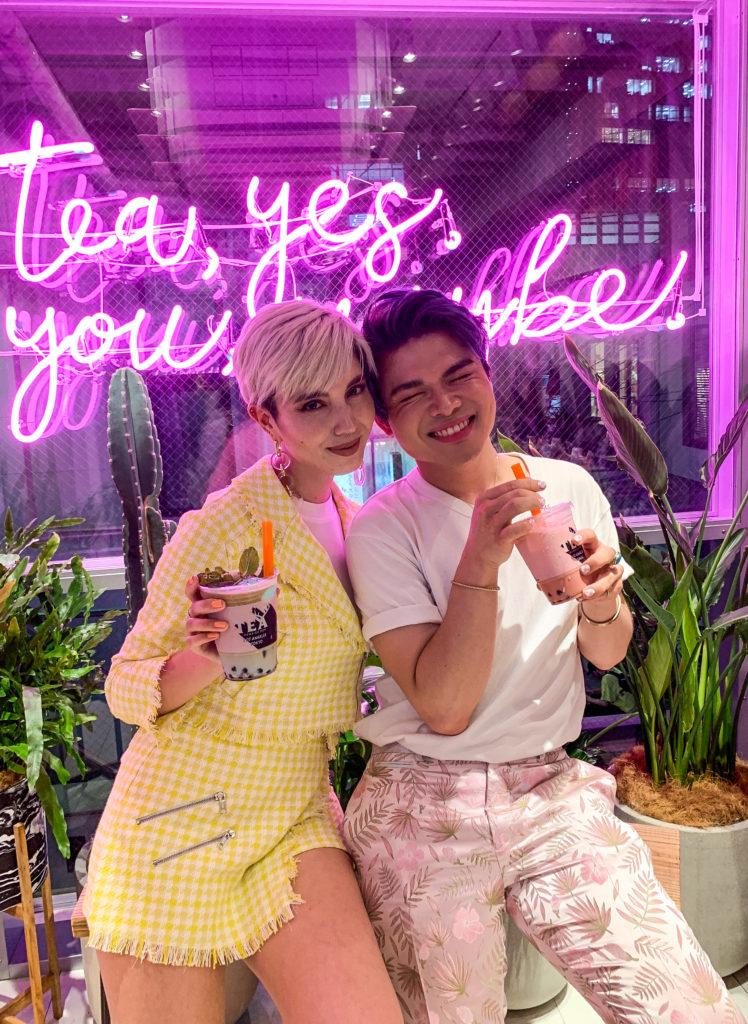 Tokyo Party Report by Samantha Mariko