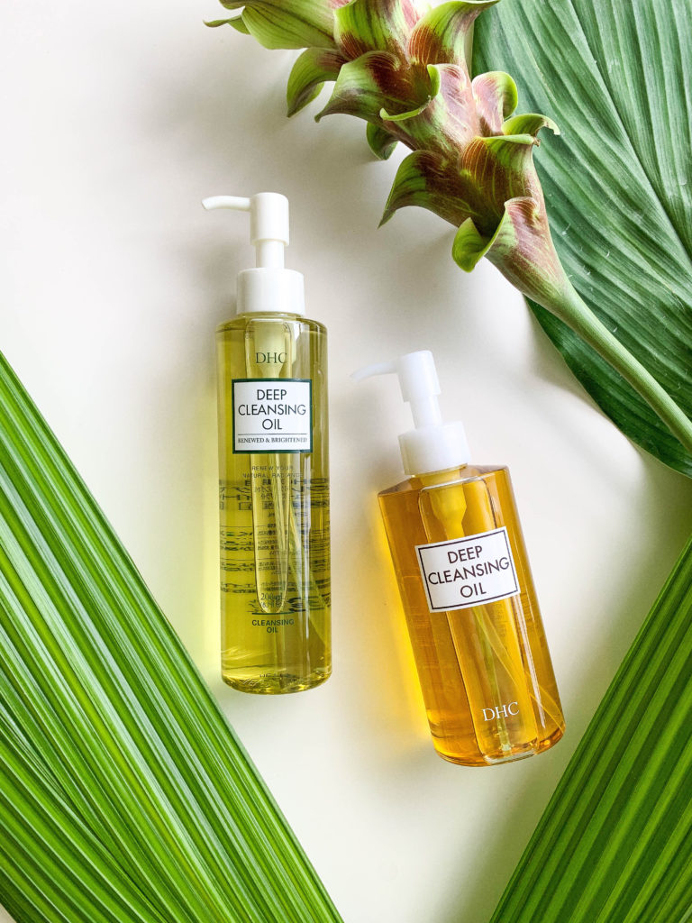DHC Deep Cleansing Oils